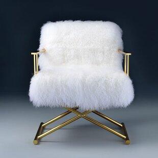 Kole Contemporary Armchair by Everly Quinn