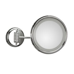 Lighted Wall Mounted Makeup Shaving Mirrors You Ll Love In 2021 Wayfair