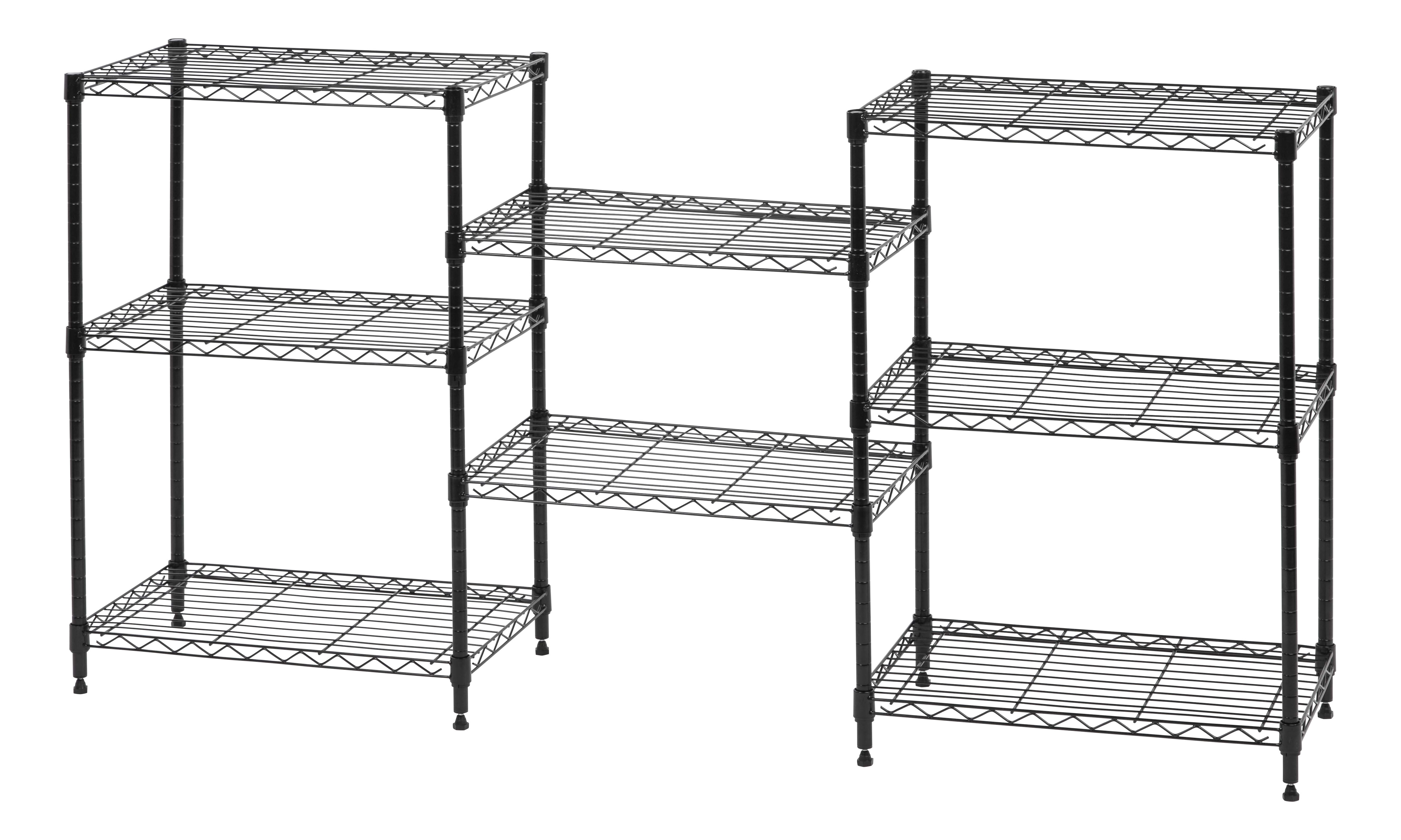 one v rack reg shelf rs space ru h b c vented product auray