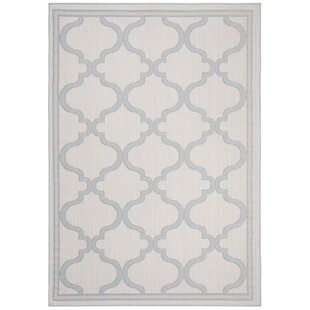 Hahn Ivory Indoor/Outdoor Area Rug