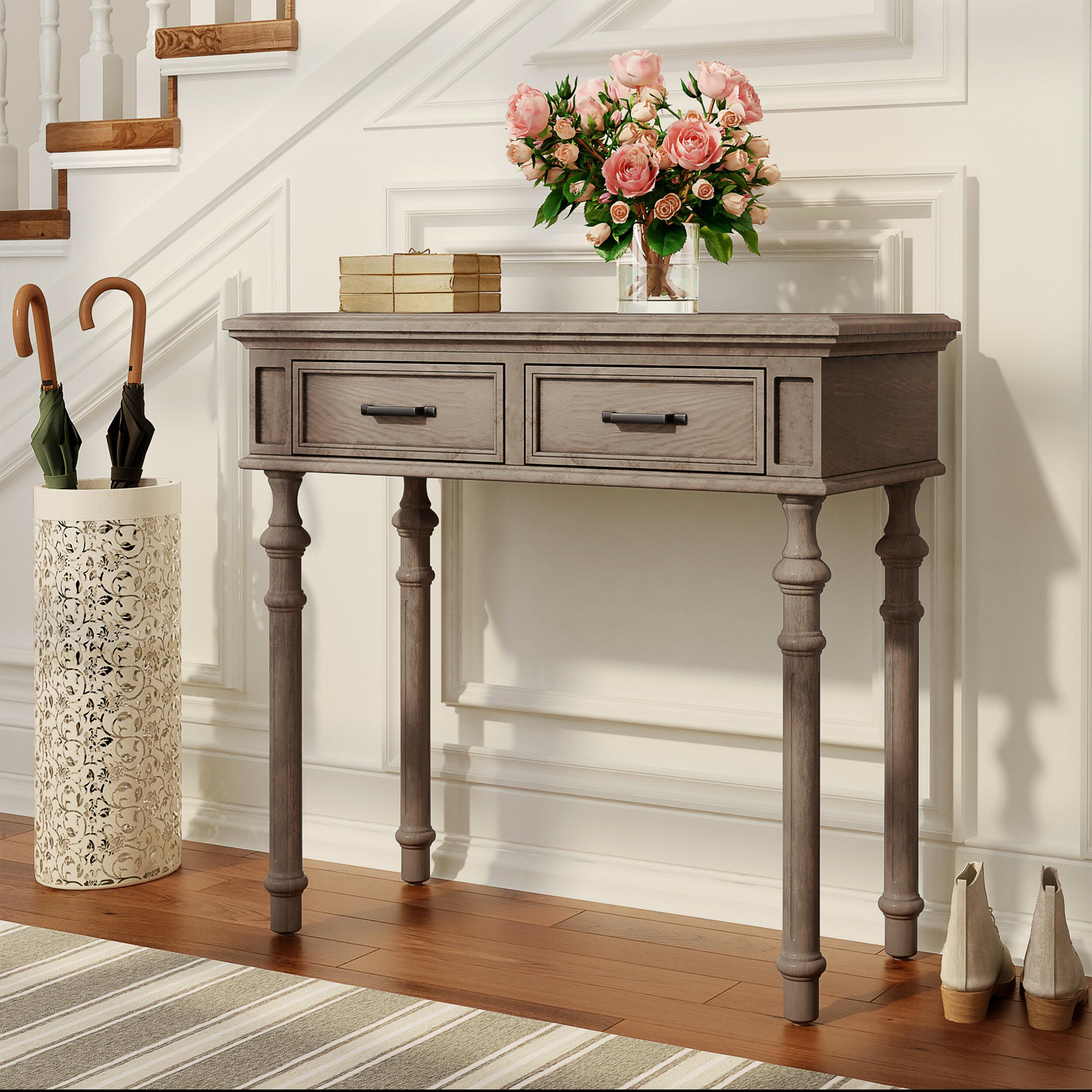 Ophelia & Co. Ursula 35'' Console Table | Wayfair