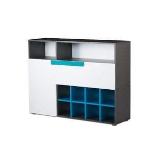 Godwin Combi Chest With Cubbies By Mercury Row