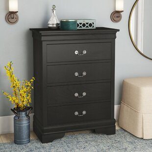 Lisle 4 Drawer Chest