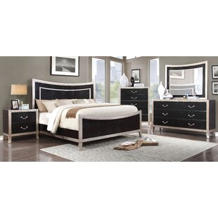 Berthe Platform Configurable Bedroom Set byWilla Arlo Interiors