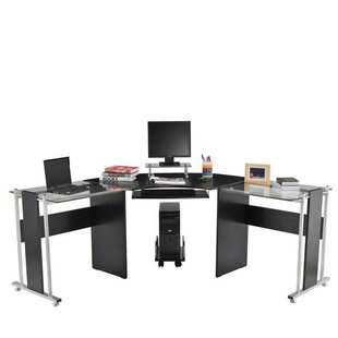 Freeport Modern L-Shape Computer Desk