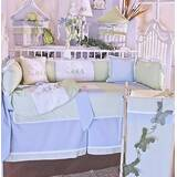Sammy Frog 13 Piece Crib Bedding Set by Brandee Danielle
