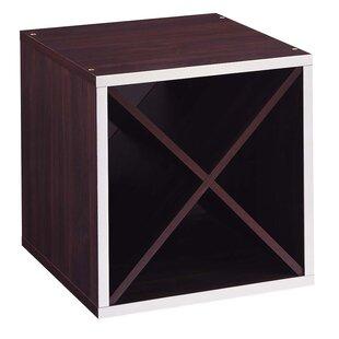 One Allium Way Mireia Cube Unit Bookcase