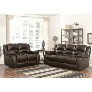 Looking for Jorgensen 2 Piece Leather Reclining Living Room Set by Darby Home Co Reviews (2019) & Buyer's Guide