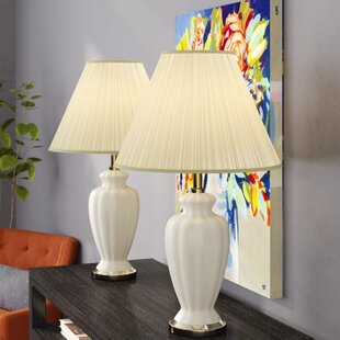 Laplant Modern 26 Table Lamp (Set of 2)