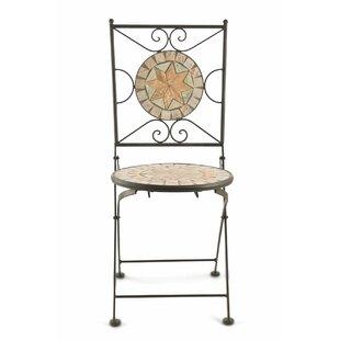 Cipro Folding Garden Chair By Galileo