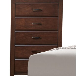 Schiffman 5 Drawer Chest