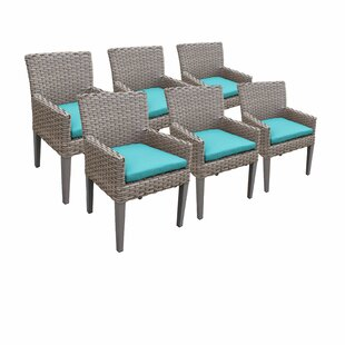 Florence Dining Chair with Cushion (Set of 6)