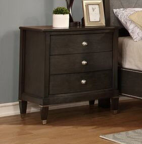 Dejuan 3 Drawer Nightstand by Darby Home Co