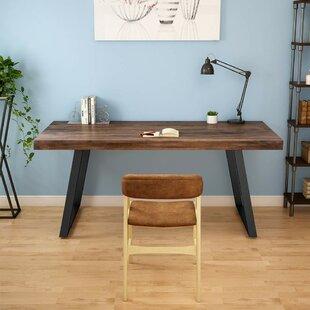 Caylor Solid Wood Credenza desk