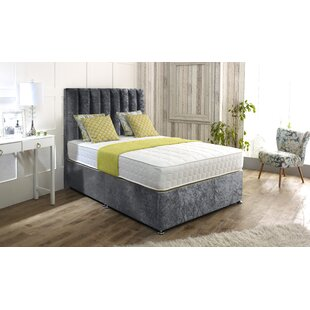 Isaac Upholstered Divan Bed And Headboard By Rosdorf Park