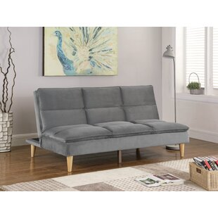 Englehart Upholstered Tufted Sleeper by E..