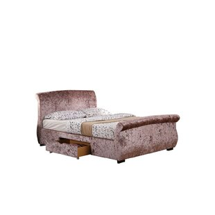 Upholstered Ottoman Bed By Willa Arlo Interiors