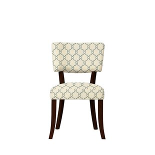 Trombetta Upholstered Dining Chair (Set of 2) by Red Barrel Studio