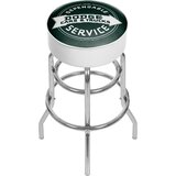 Dodge Service 31 Swivel Bar Stool by Trademark Global