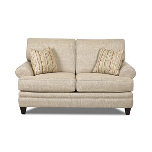 Clayton Loveseat by Klauss..