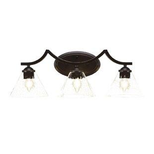 Winston Porter Everette 3-Light Vanity Light