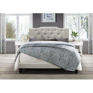 Kurt Upholstered Panel Bed