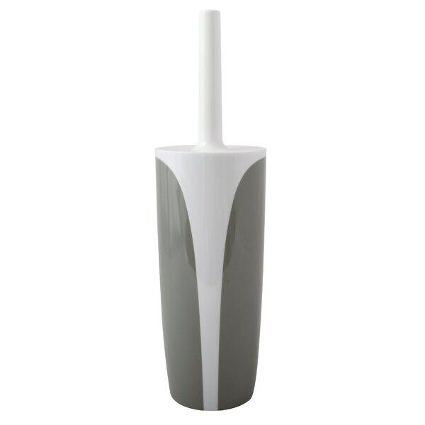 Spirella Kandy 13 7in H Free Standing Toilet Brush And Holder Wayfair