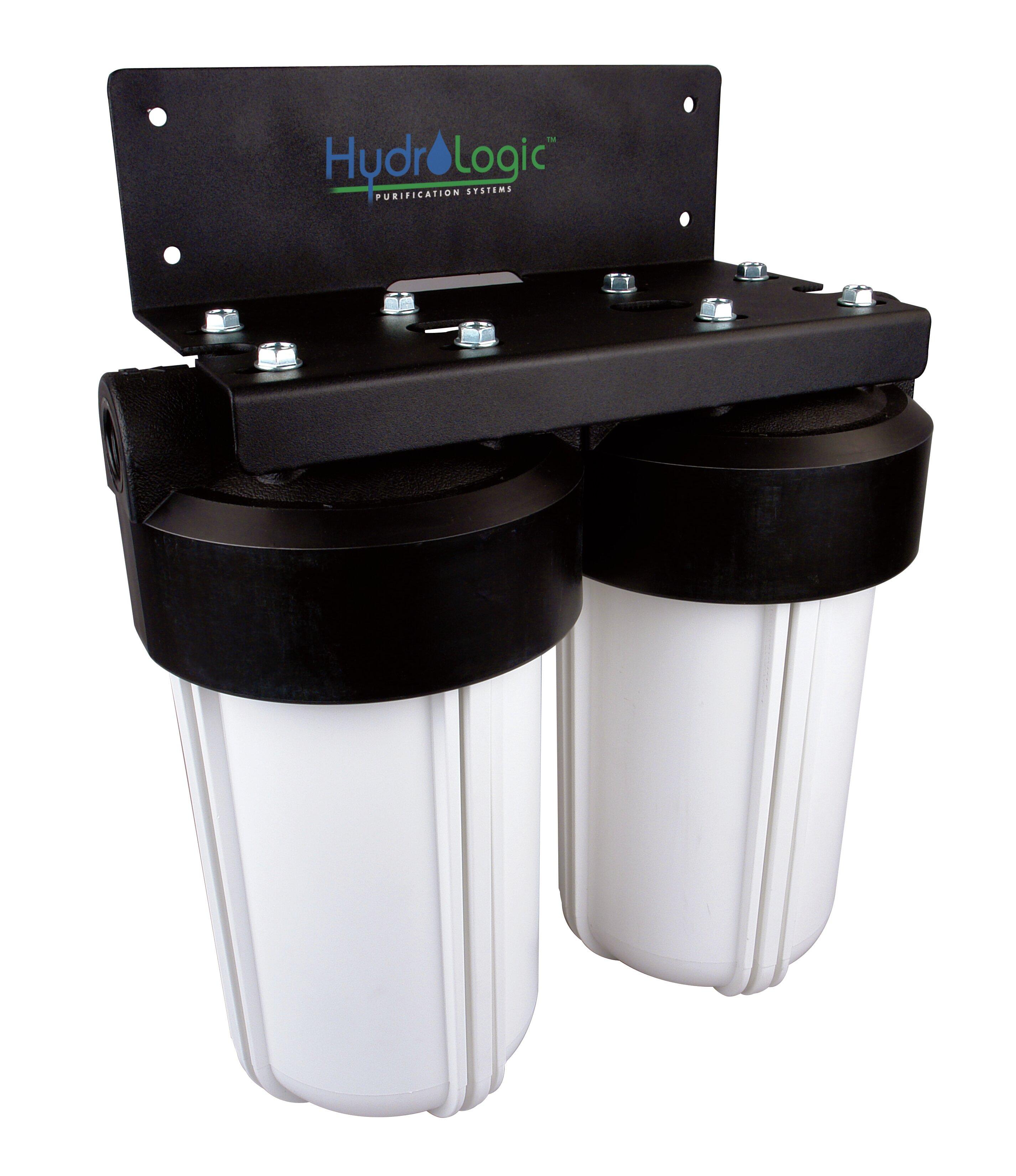 Hydrologic Evolution Tankless Reverse Osmosis Pre-Filter System ...