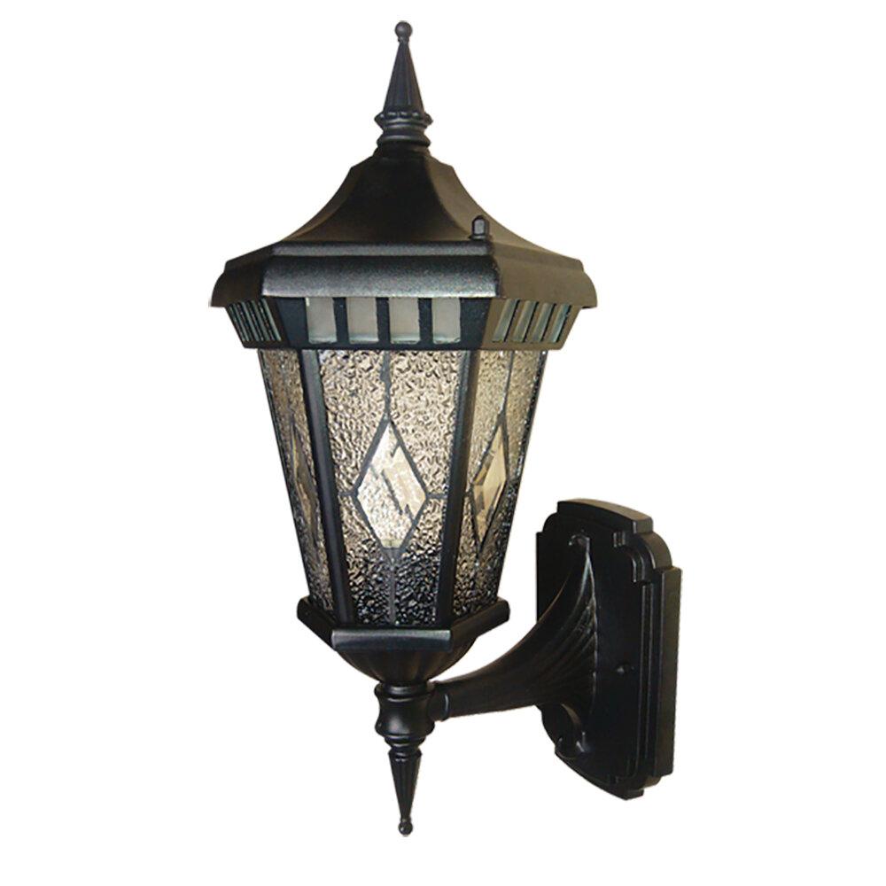 Astoria Grand Gaddy 1 Light Outdoor Wall Lantern Wayfair