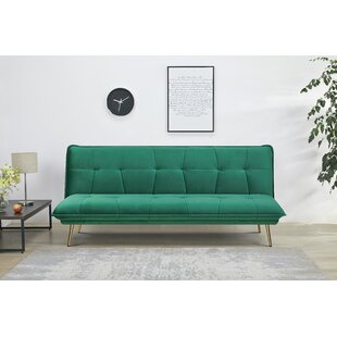 Read Reviews Champlin Convertible Sofa by Mercer41 Reviews (2019) & Buyer's Guide