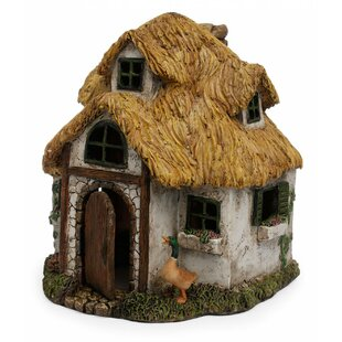 Cotswold Cottage Statue by Marshall Home Garden