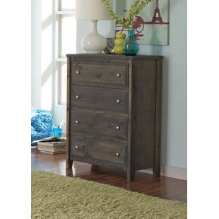 Best Price Setser 4 Drawer Chest by Harriet Bee Reviews (2019) & Buyer's Guide