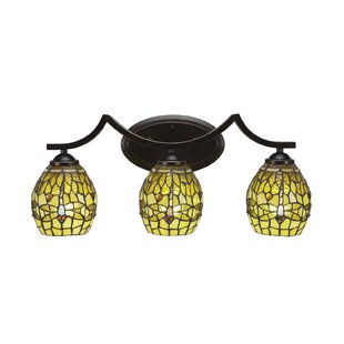 August Grove Burritt 3-Light Vanity Light