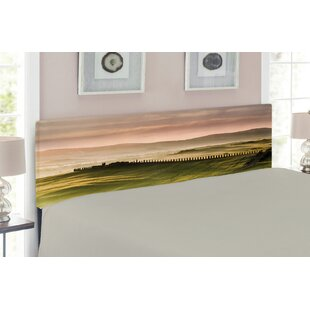Italian Queen Upholstered Panel Headboard by East Urban Home