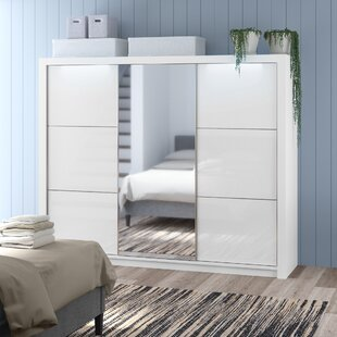 Silves 2 Door Wardrobe By Wade Logan