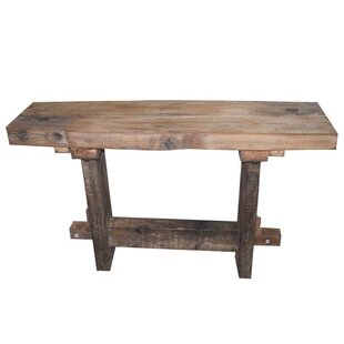 Dittman Console Table By Union Rustic