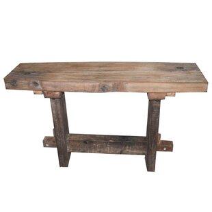 Union Rustic Console Tables