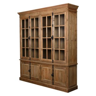 17 Stories Llewellyn China Cabinet