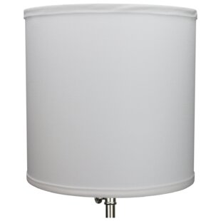 10.5 Linen Drum Lamp Shade