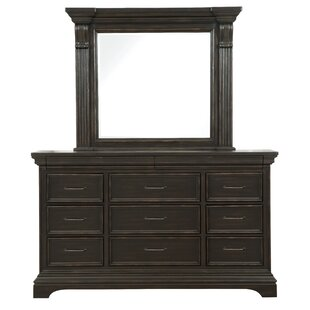 Darby Home Co Glencoe 9 drawer Dresser with ..