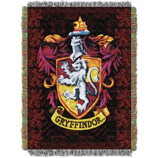 Harry Potter Gryffindor Throw