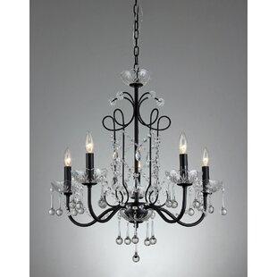 House of Hampton Bunceton 5-Light Candle ..