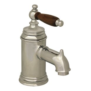 Whitehaus Collection Fountainhaus Bathroom Faucet with Pop-Up Waste