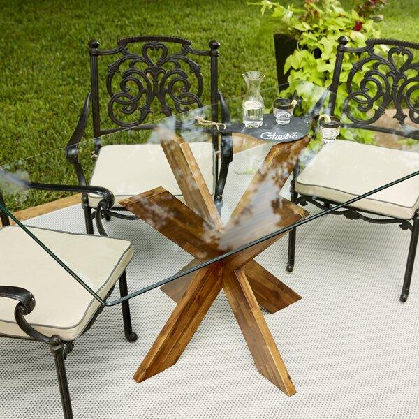 Replacement Rectangular Glass Table Tops | Wayfair
