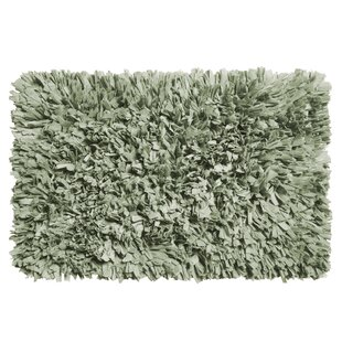 Cotton Shag Bath Rug