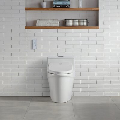 Toilet Bidet Combo Wayfair