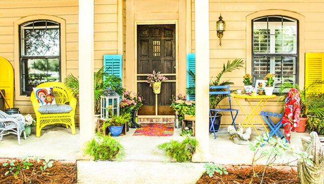 Spring Porch Decorating Ideas | Wayfair