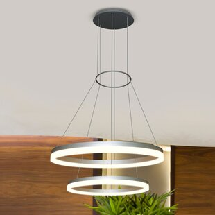 Marcelo Duo LED Geometric Chan..