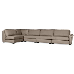 Lebanon Plush Deep Modular Sectional by Darby Home Co