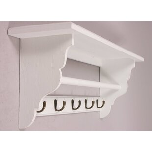 Northwood Wall Mounted Coat Rack By Brambly Cottage